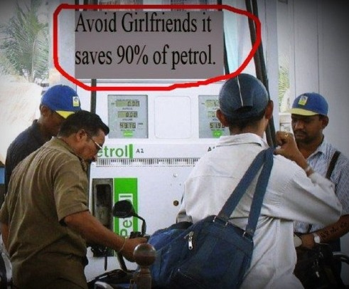 Petrol Prices hiked Rs. 7.5 per litre in India