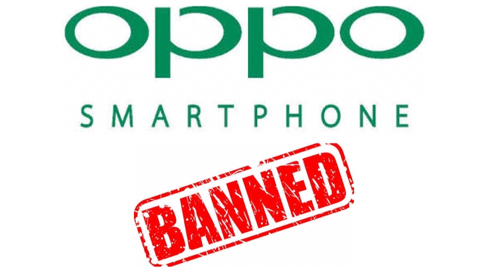 Oppo Mobiles Banned by Indian Retailers