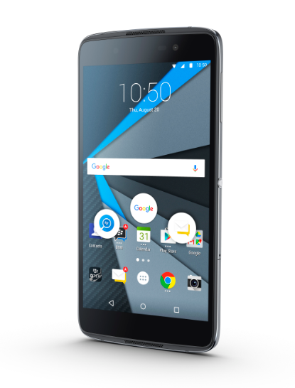 Blackberry Dtek 50 – features, specification and pricing