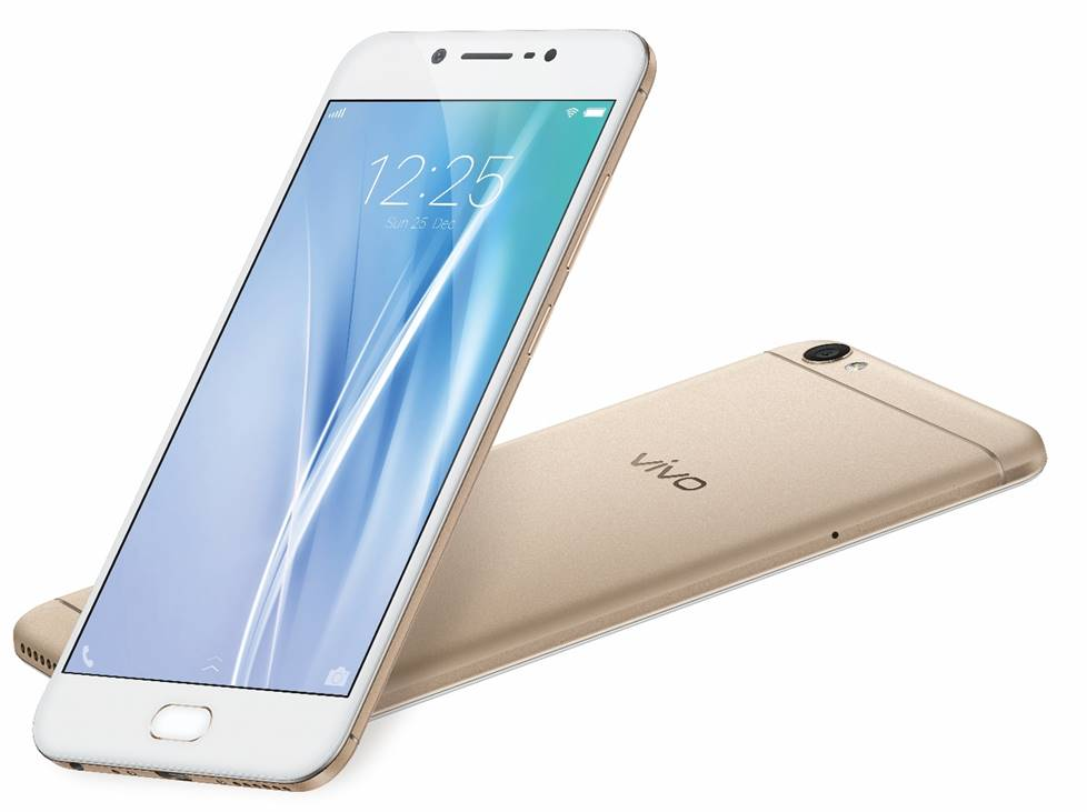 VIVO V5 –  Mobile Review and Price In India