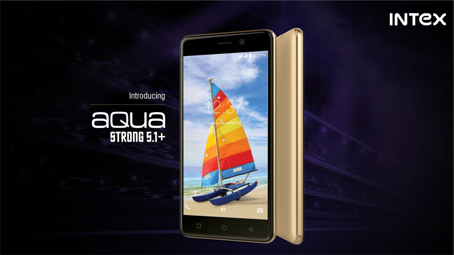 Intex Aqua Strong 5.1+ : Review, Specifications and Price in India
