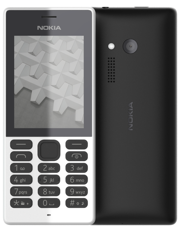 Nokia's New feature phone : Nokia 150 price, review and Specs