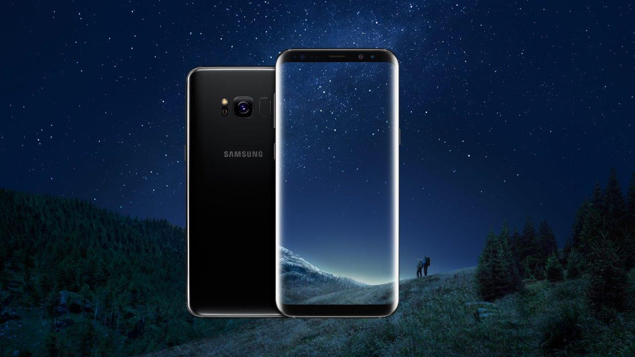 Samsung Galaxy S8 and S8+ Pre booking offer and key features