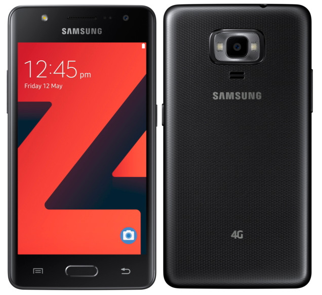 Samsung Z 4:  Review, Specifications and Price in India