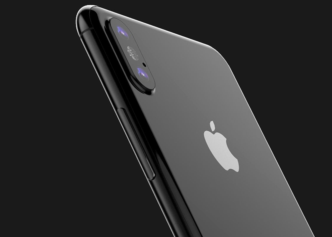 iPhone 8 leaked Features and image