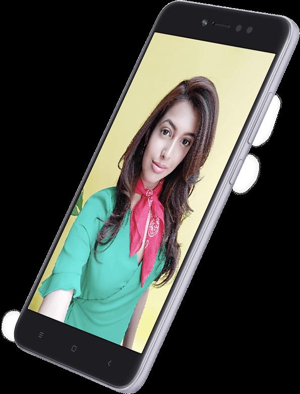Redmi Y1 16 MP selfie light camera