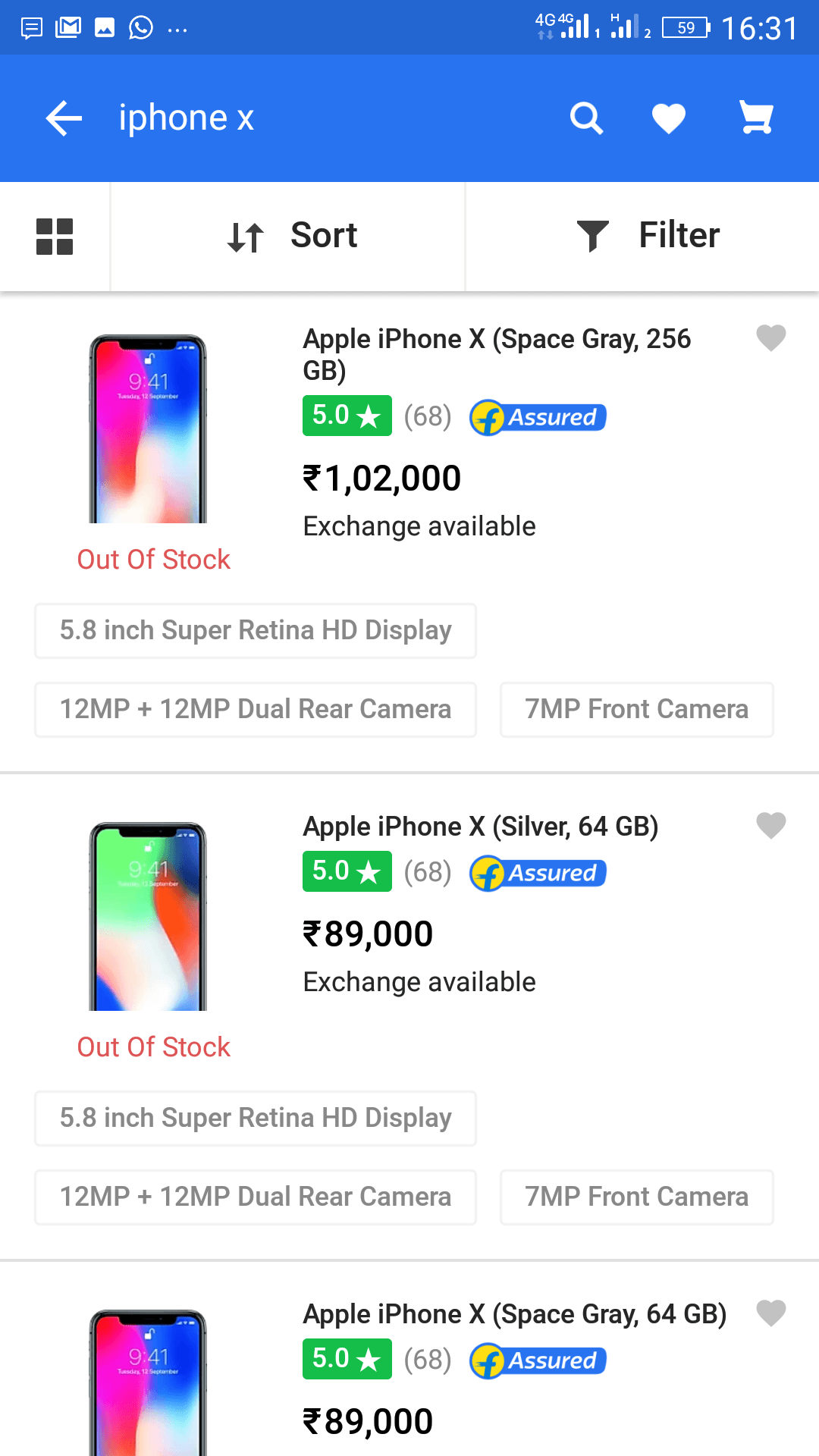 iPhone X order demand  exceeded supply
