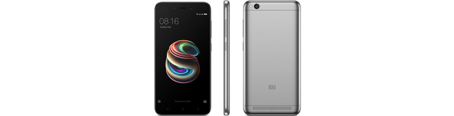 Redmi5A : limited time offer @ Rs. 3,999 only