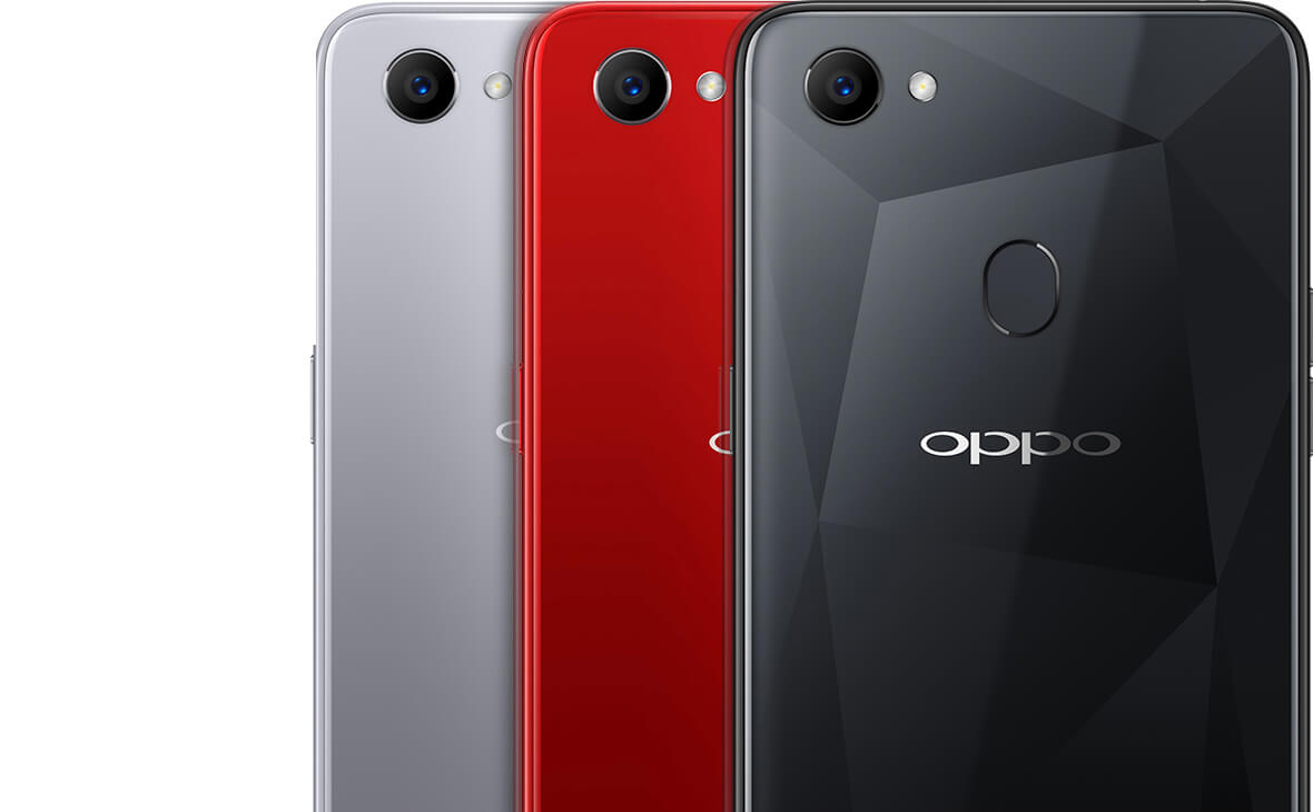 cash back on Oppo F7