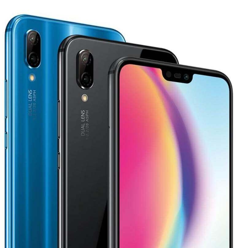 Huawei P20 lite : Review, features and Price in India