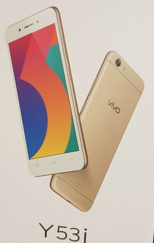 Vivo Y53i : Review, Analysis and Price in India