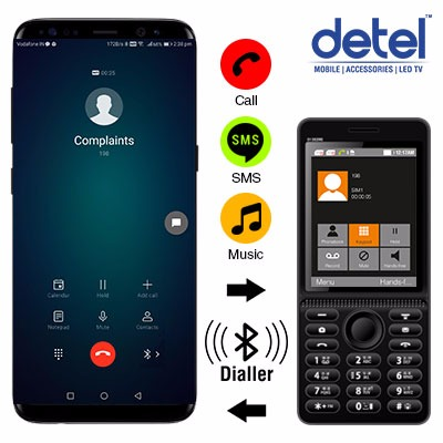 Detel D1 Dezire : Review, specifications and Price in India