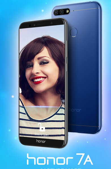Honor 7A : Specifications, Review and price in India