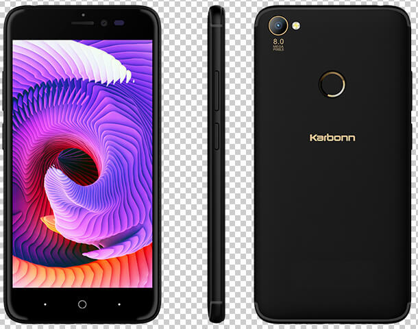Karbonn aura sleek plus