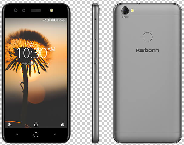 Karbonn Frames S9 dual front camera phone in Rs. 6,299