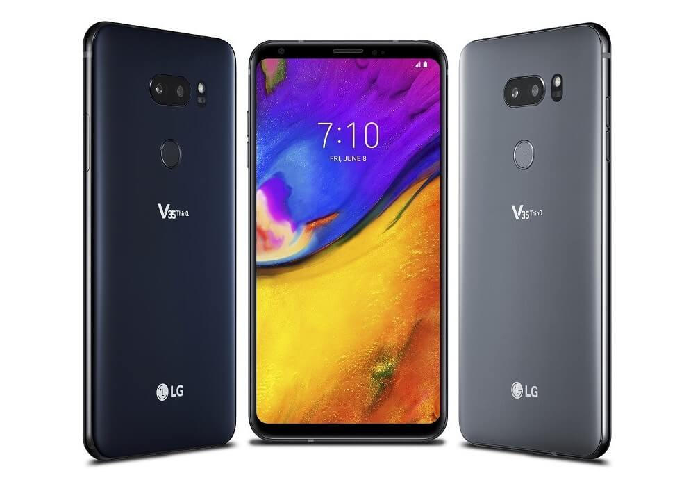 LG V35 ThinQ : Review, Features and Price in India