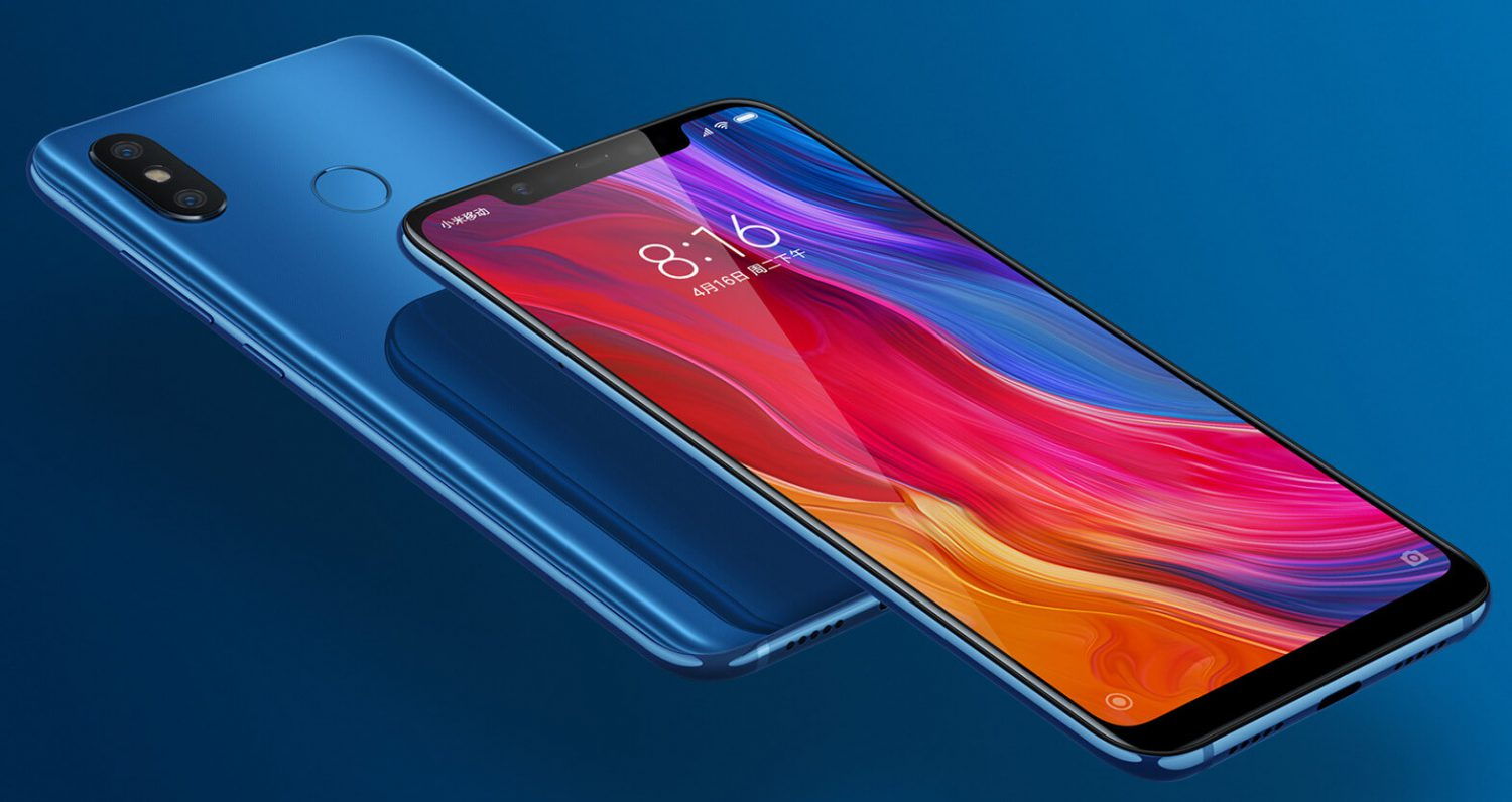 Xiaomi launched Anniversary Model Mi8 in China