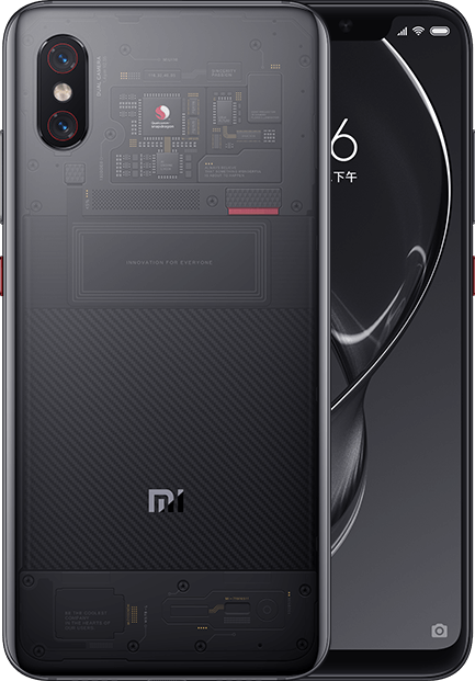 Mi8 Explorer Edition with in-display fingerprint, MIUI 10, 8GB ROM launched in China