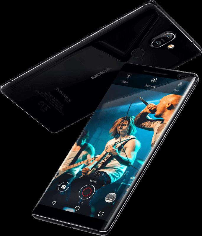 Nokia8 sirocco