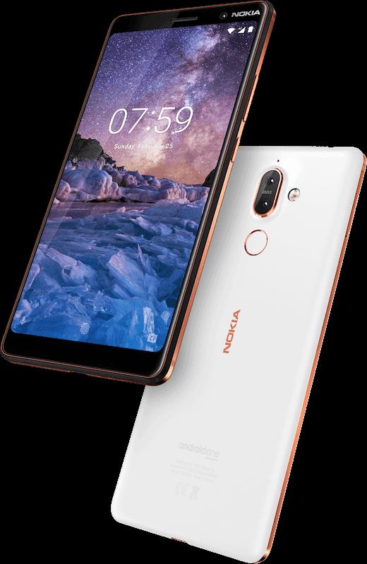 Nokia7 plus