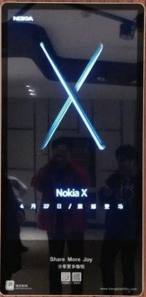 NokiaX leak pics specifications and price in India