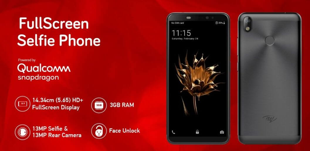 Itel S42 : Review, Specifications and Price in India