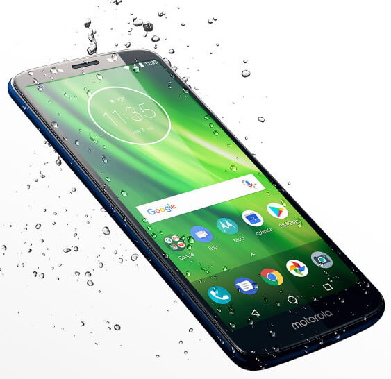 Moto g6play : Review, Specifications and price in India