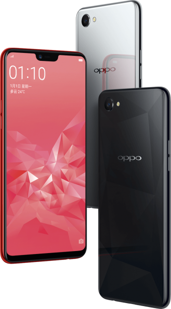 Leak Oppo A3s Pics and Specification