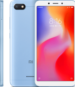 Redmi 6A dual 4G dual standby phone launched for Rs. 5,990