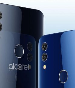 Alcatel V : review, feature, analysis and Launch