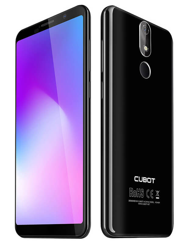 Cubot Power Smartphone 5 99 inch,6000Mah Battery, 20MP