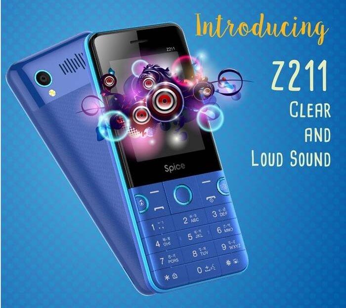 Spice Z211