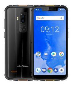 Ulefone Armor 5 Notched display rugged smartphone
