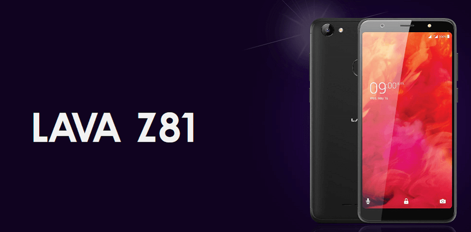 Lava Z81